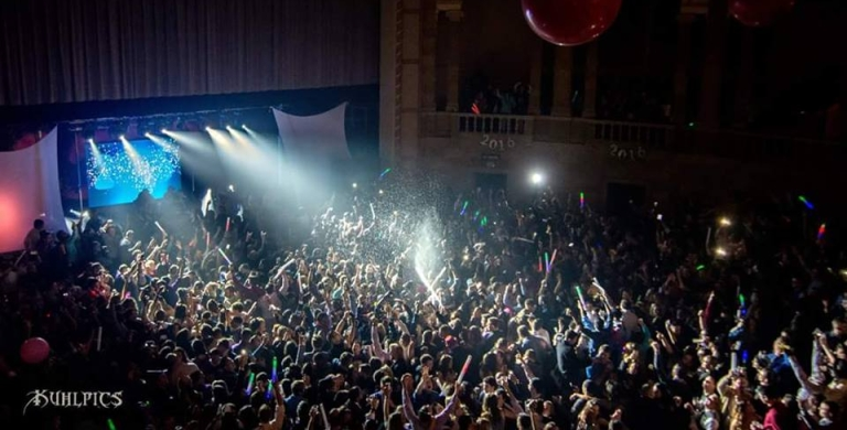 Kansas City New Year's Eve 2017- KC's BEST NYE Party