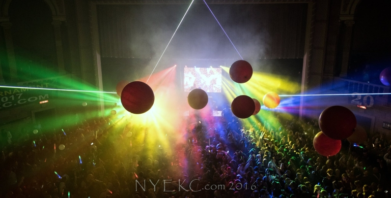 Kansas City New Year's Eve 2018-2019 – BIGGEST NYE in Kansas City