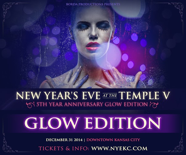 Glow Edition- NYE at The Temple V